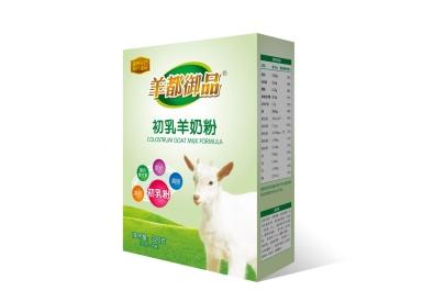 羊都御品初乳羊奶粉系列